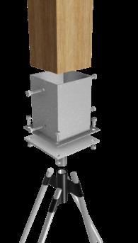 RootBase S-Range Square Leg