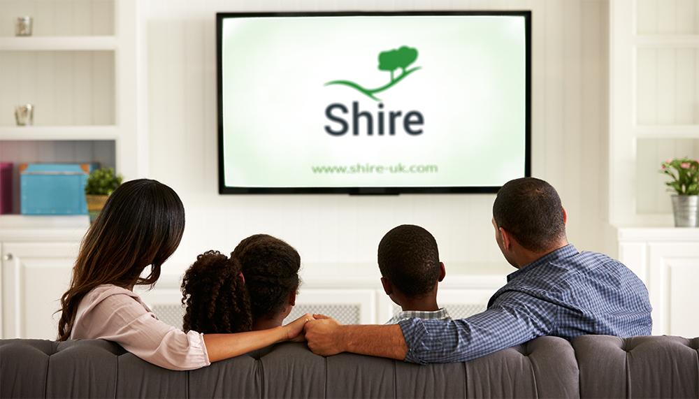 Shire UK Quickbase Television Ad